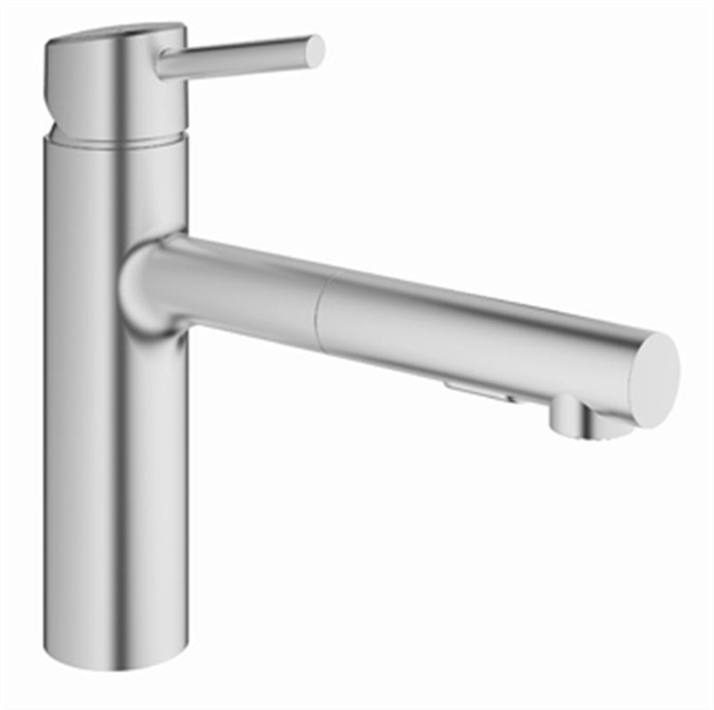 Facq Accessoires Badkamer ~ Grohe Concetto  Van Munster Badkamers